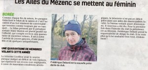 Article AG Hebdo Ardèche 4.12.2017